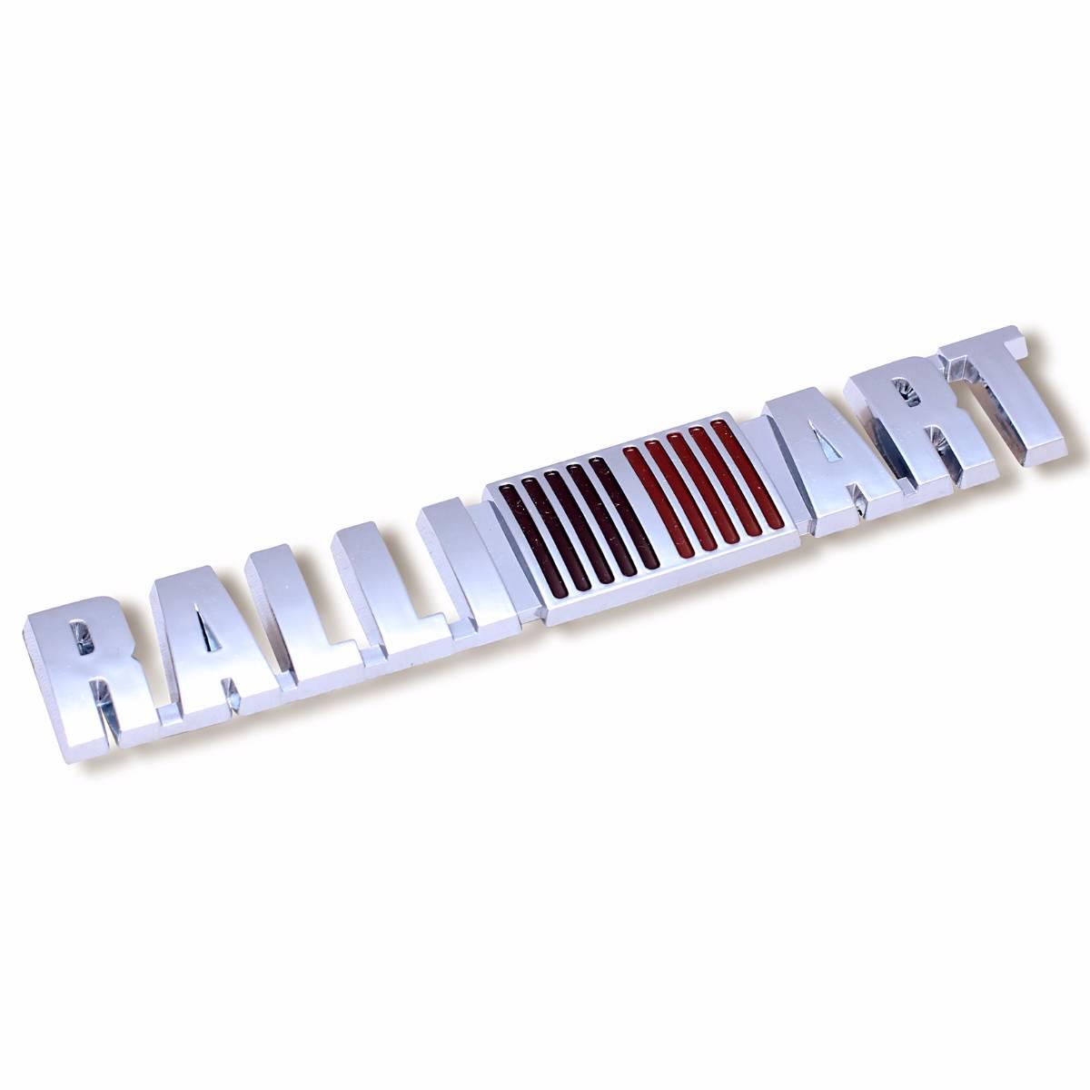 Emblem Logo Ralli Art