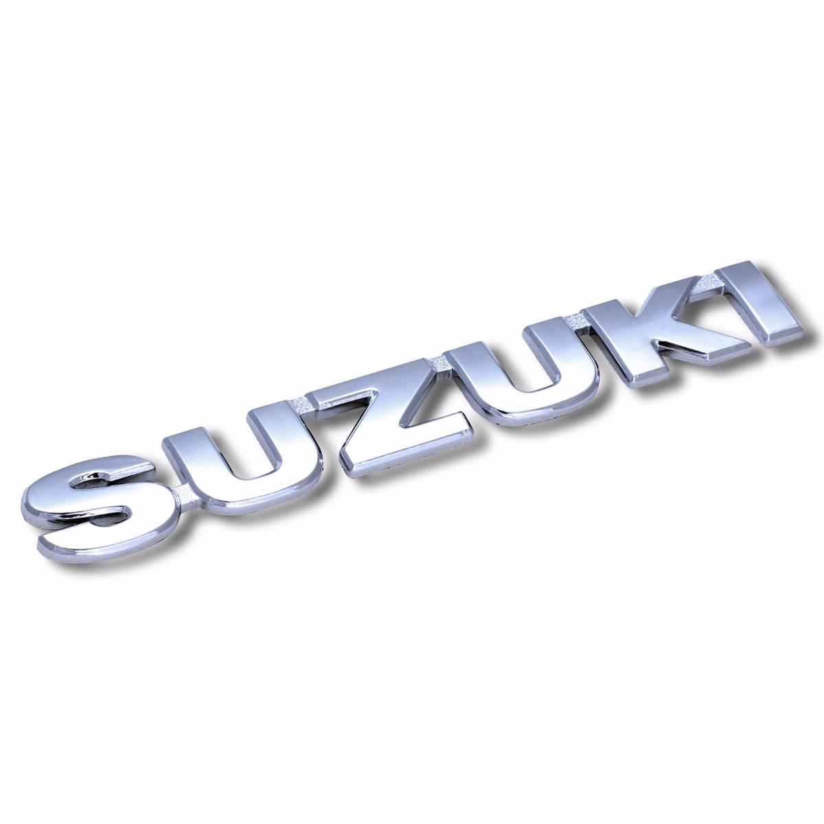Emblem Logo Suzuki
