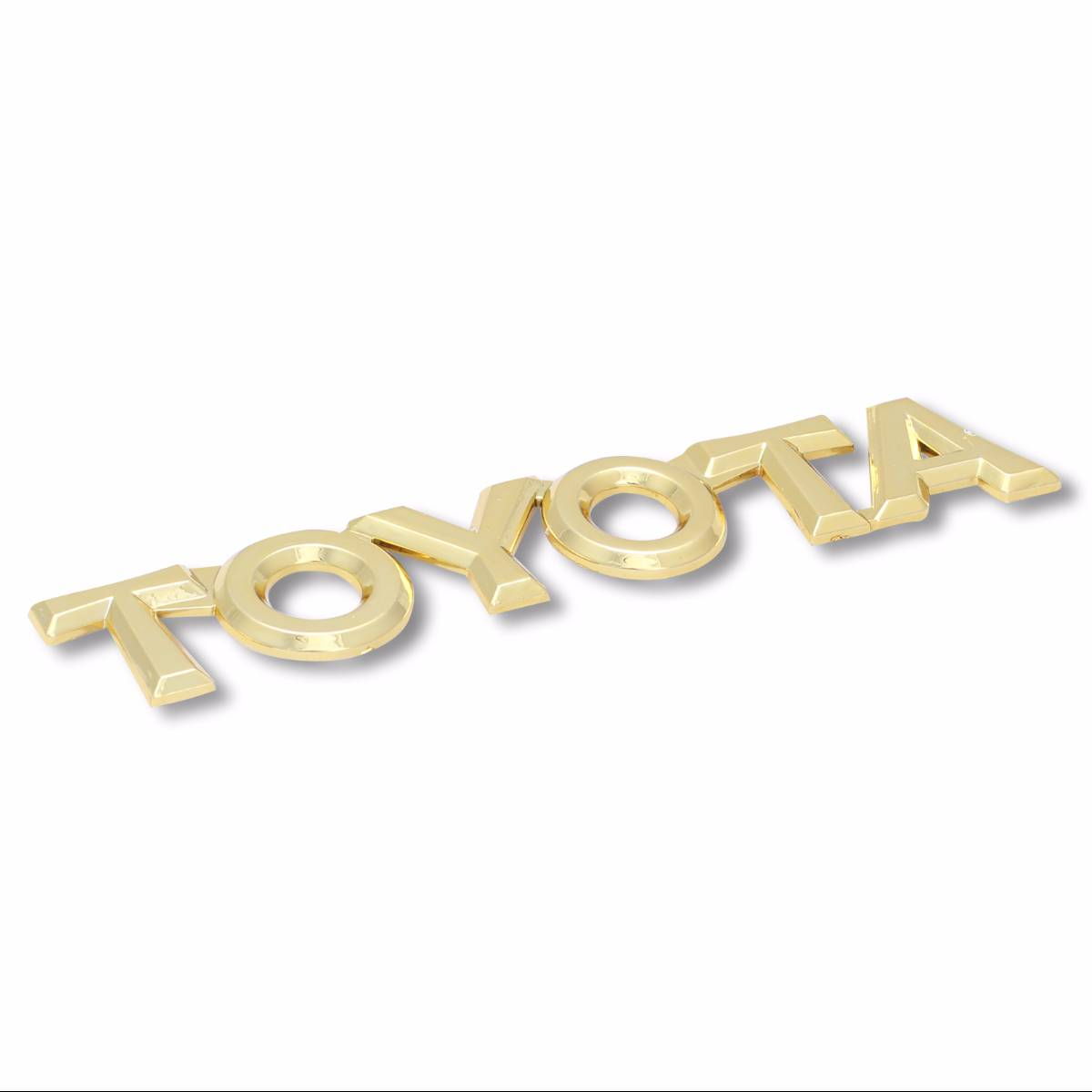 Emblem Logo Toyota - Gold