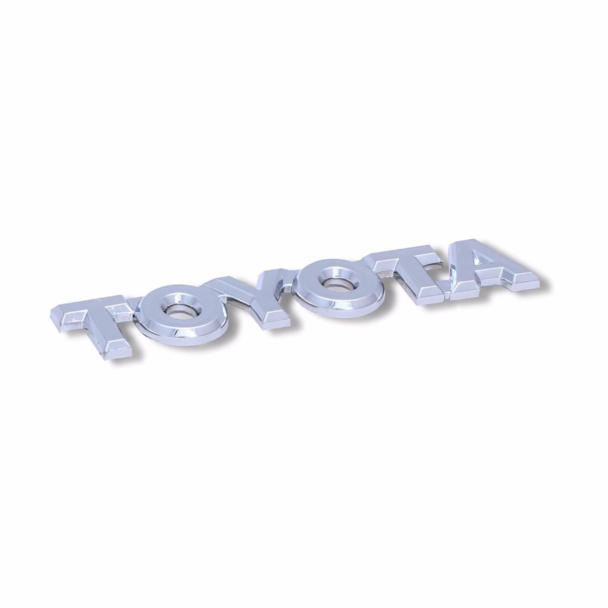 Emblem Logo Toyota - Small