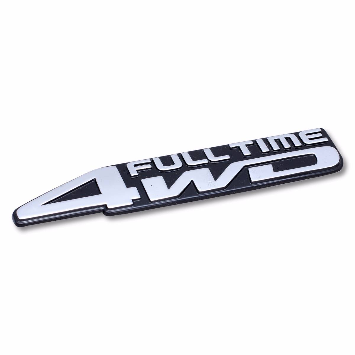 Emblem Logo Full Time 4wd