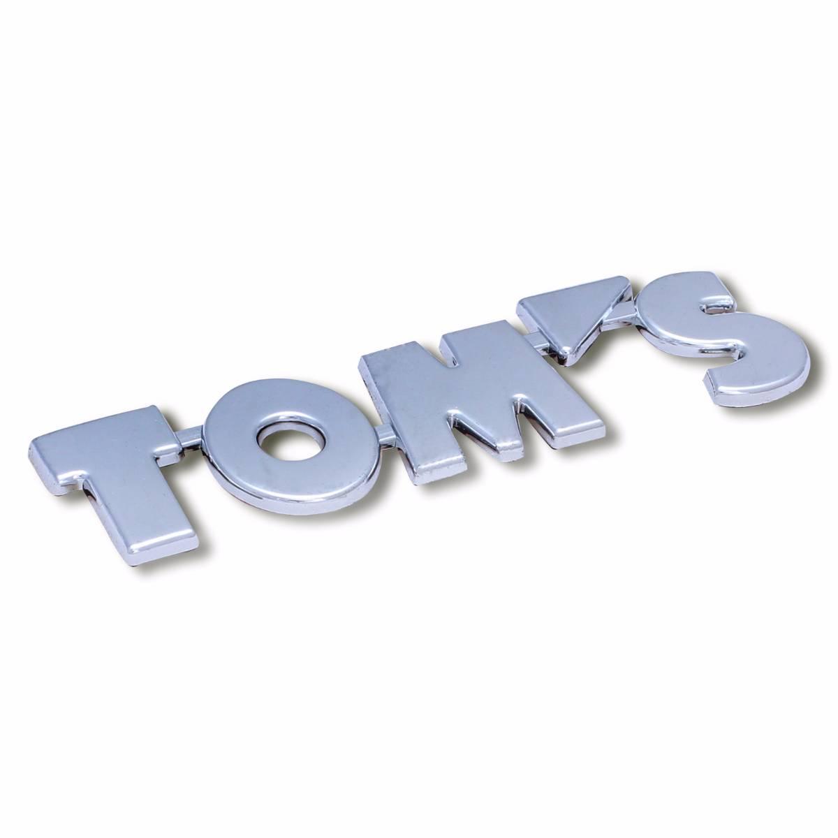 Emblem Logo Tom's