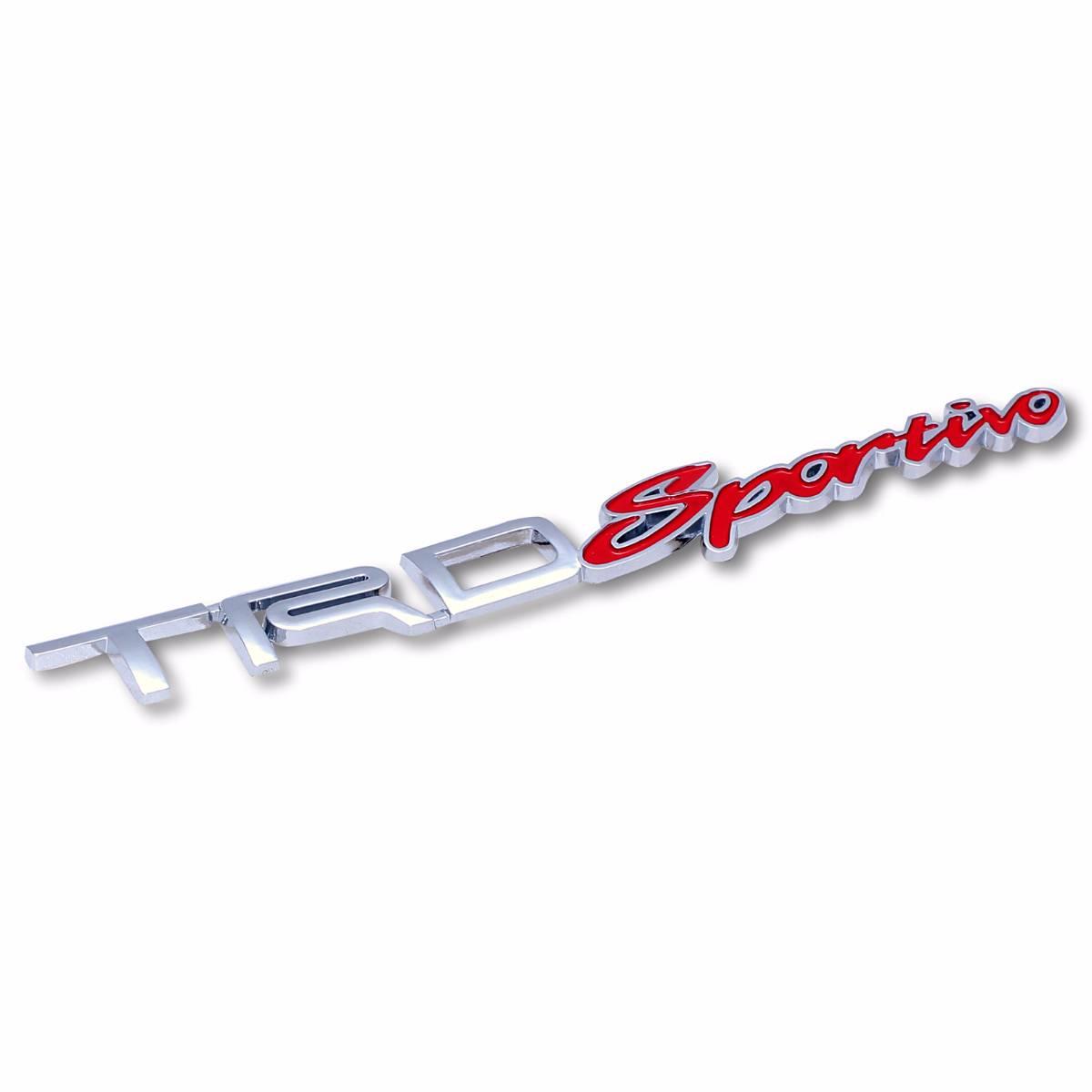 Emblem Logo Trd Sportivo