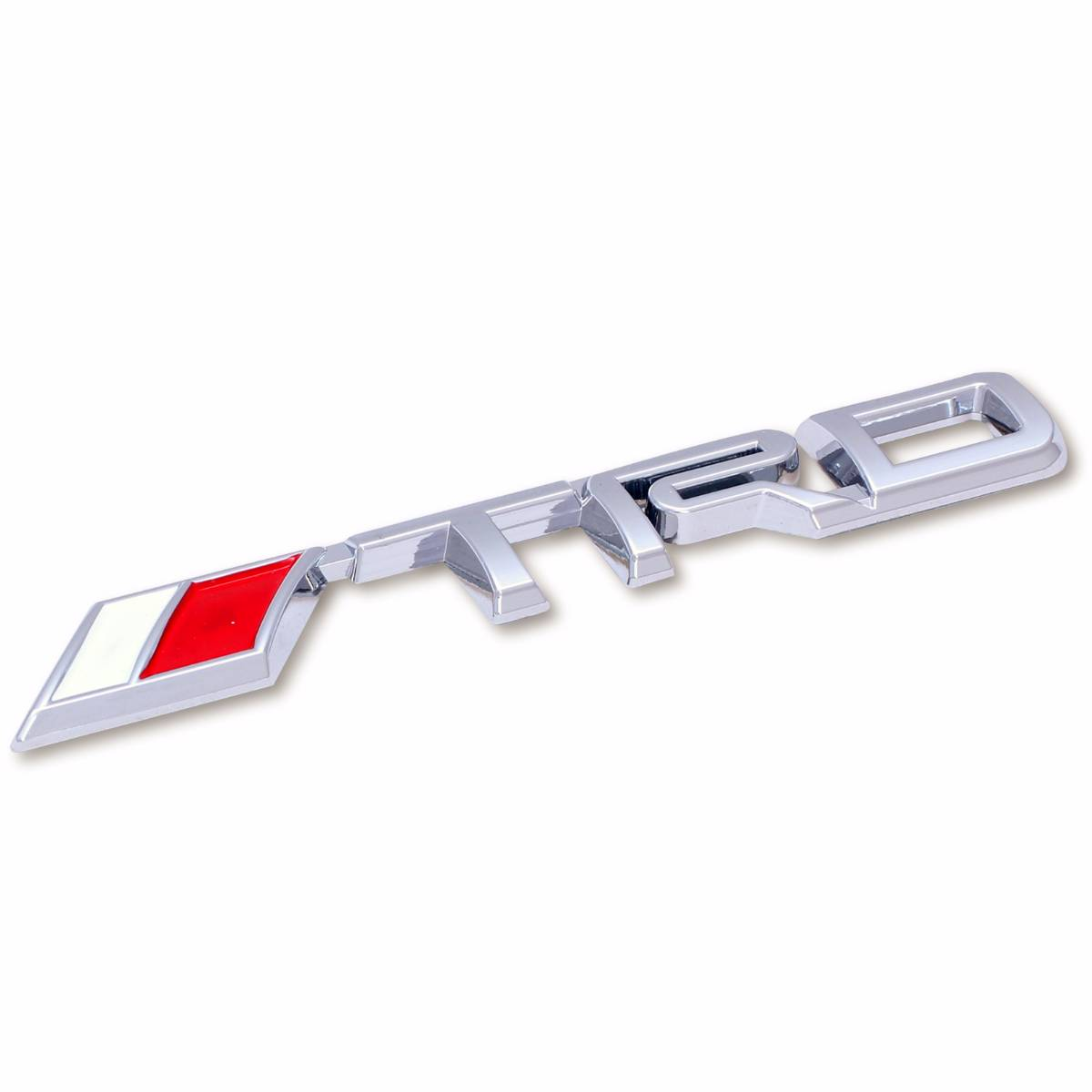 Emblem Logo Trd - Chrome