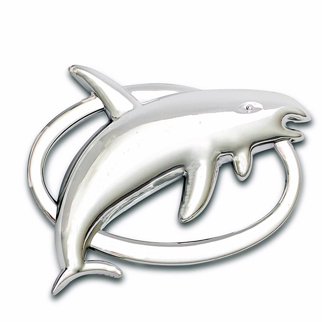 Emblem Variasi Dolphin
