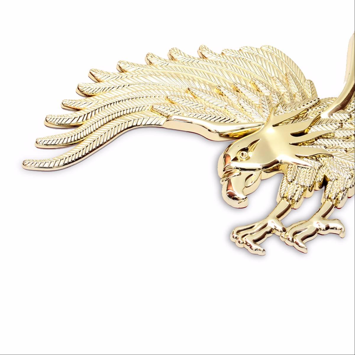 Emblem Variasi Eagle For Truck1