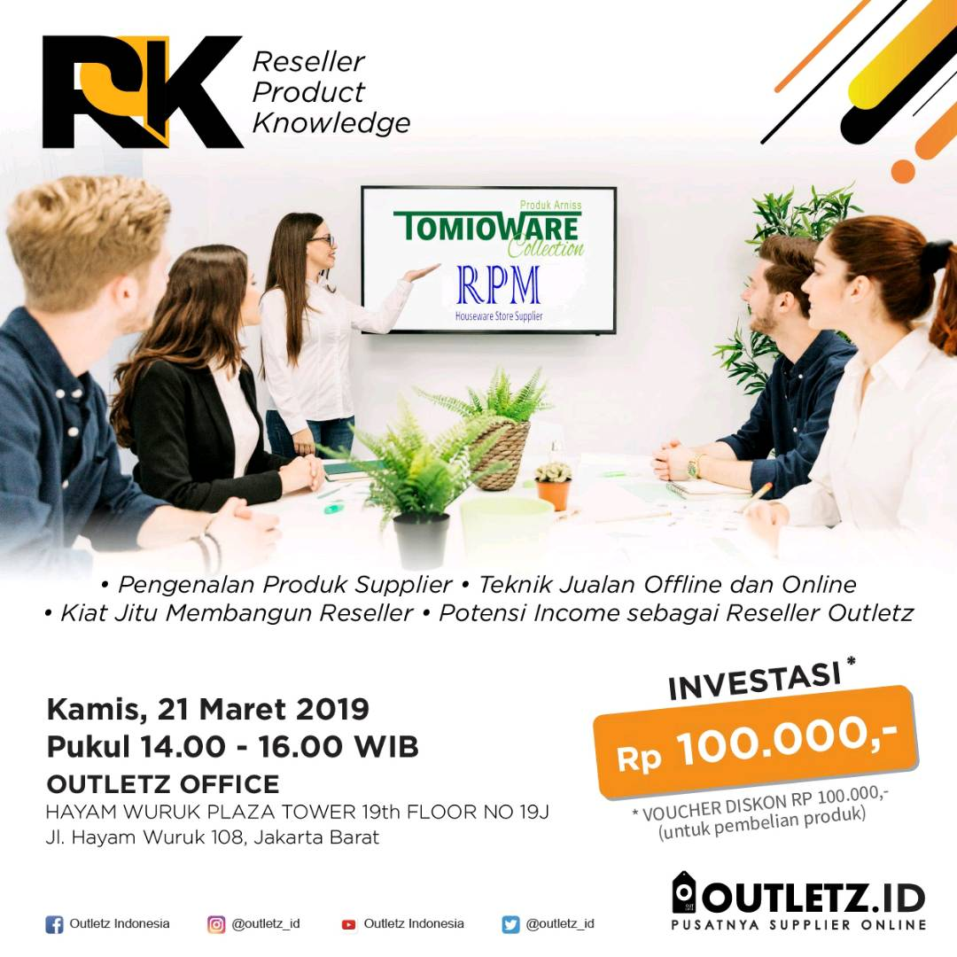 Reseller Product Knowledge (RPK)0