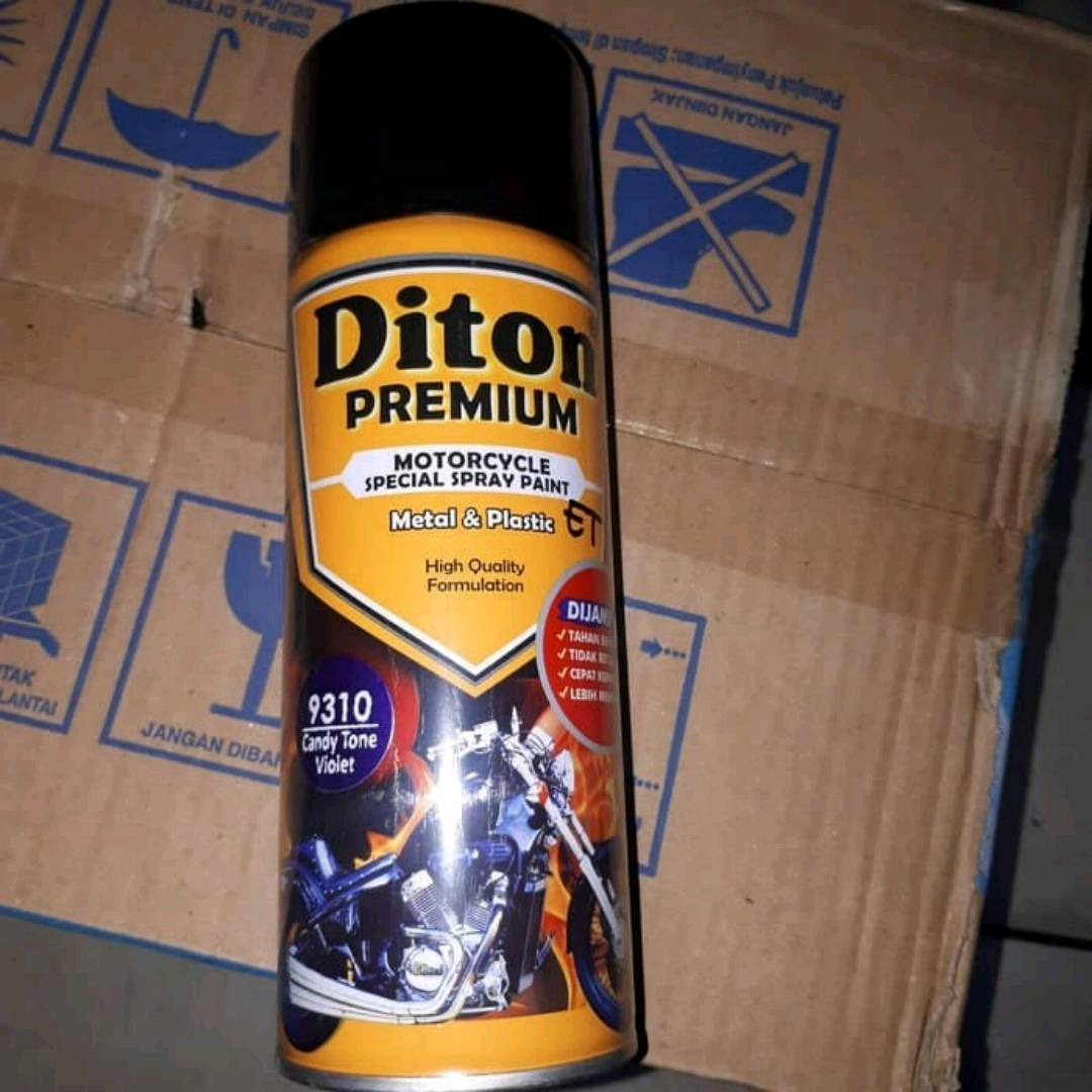Diton Premium Candy Tone Violet ( 9310 )0