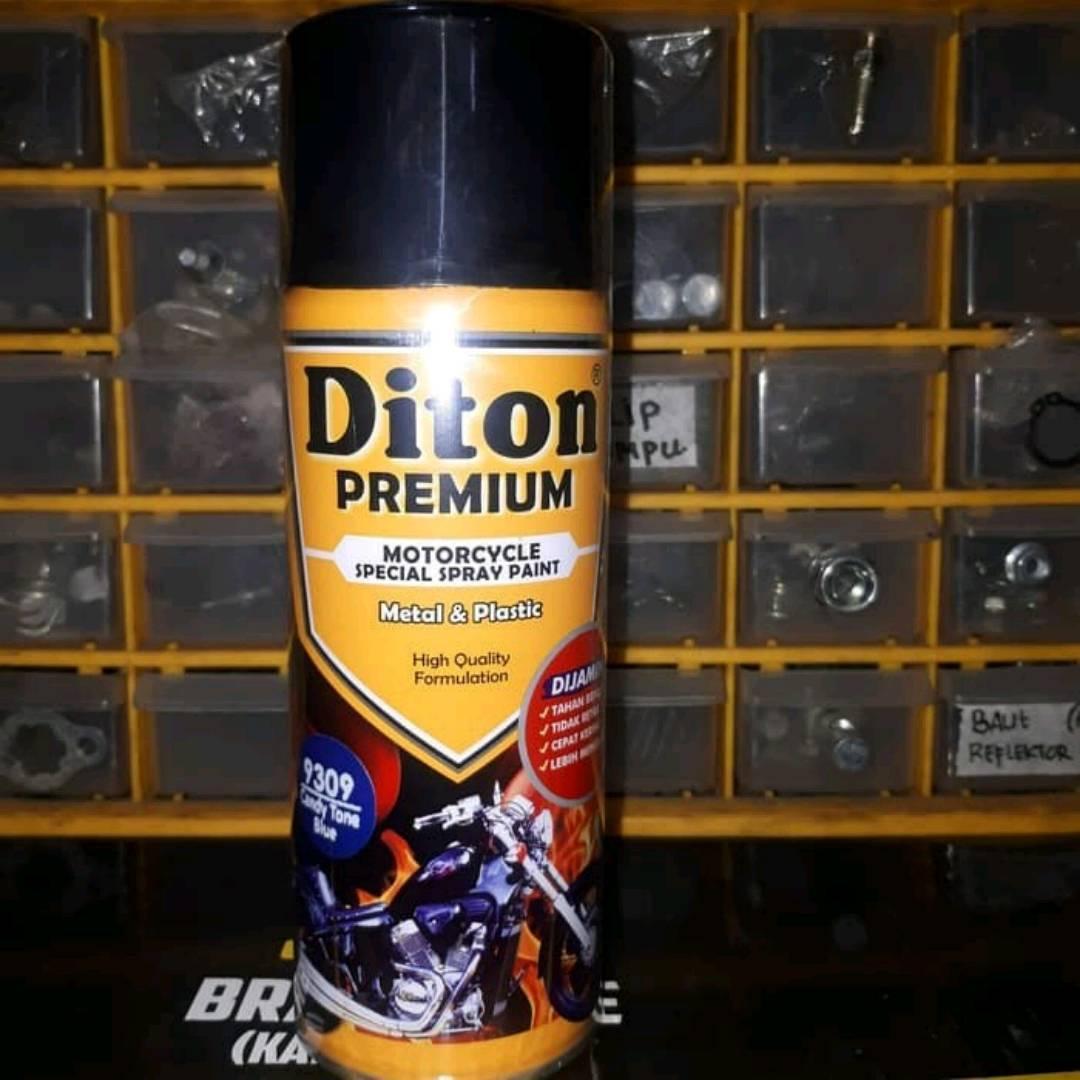 Diton Premium Candy Tone Blue ( 9309 )0