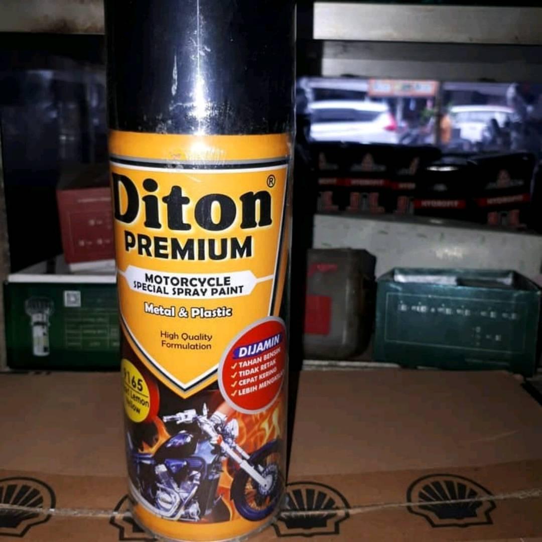 Diton Premium Pearl Lemon Yellow ( 9165 )0