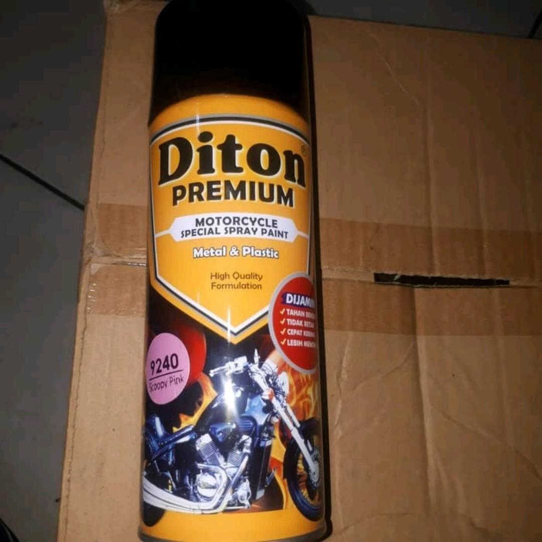 Diton Premium Scoopy Pink ( 9240 )0