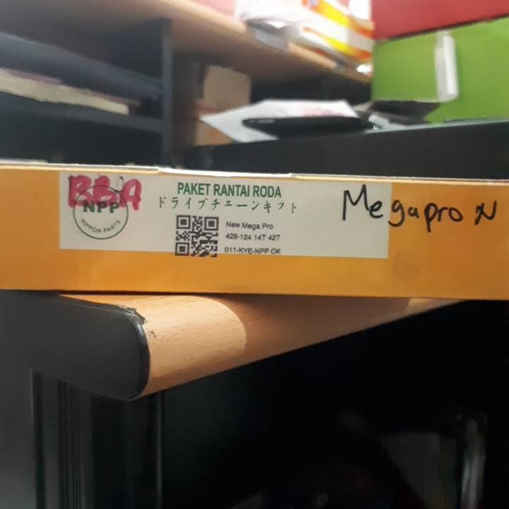 Gir Set NPP New Mega Pro