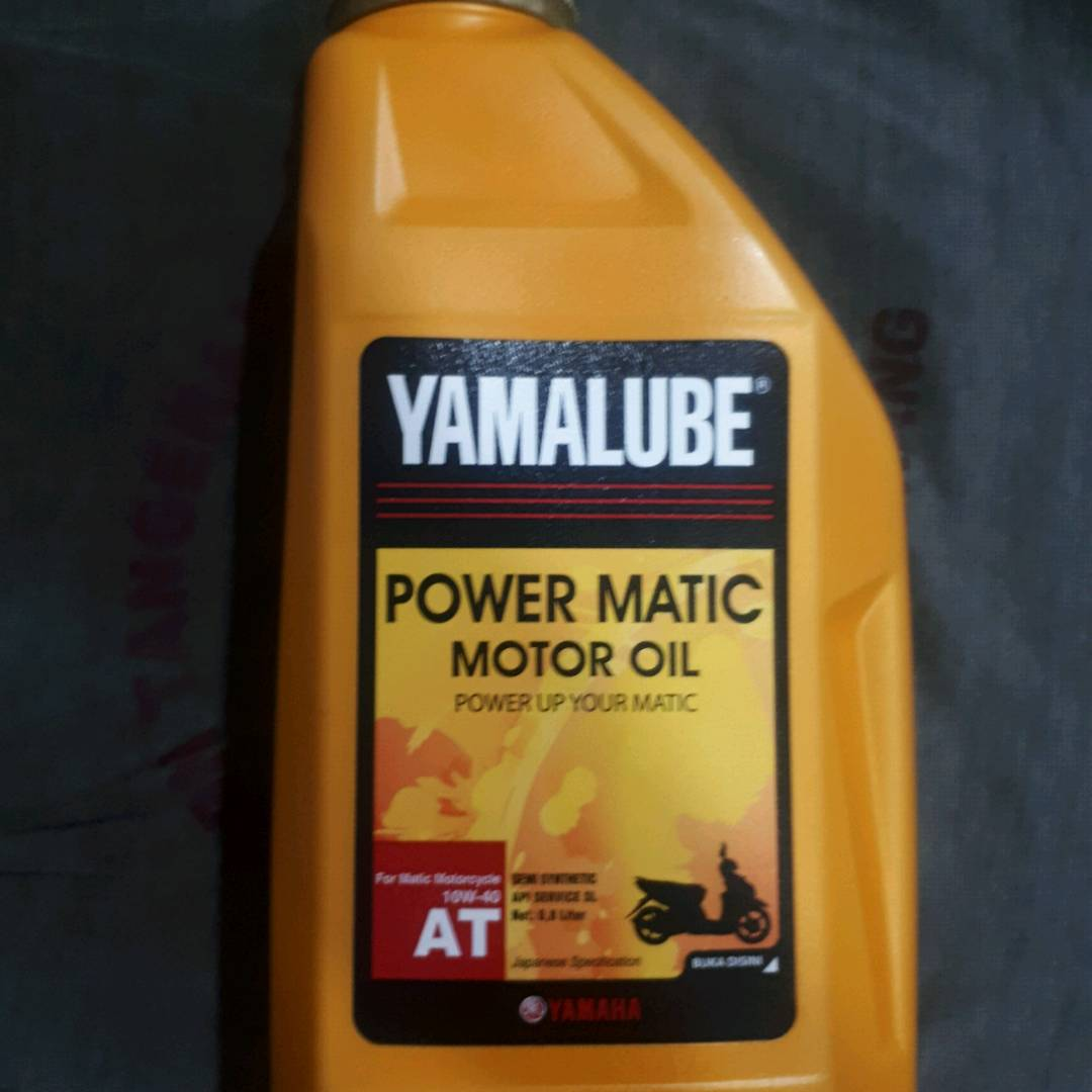 Oli Mesin Yamalube Power Matic