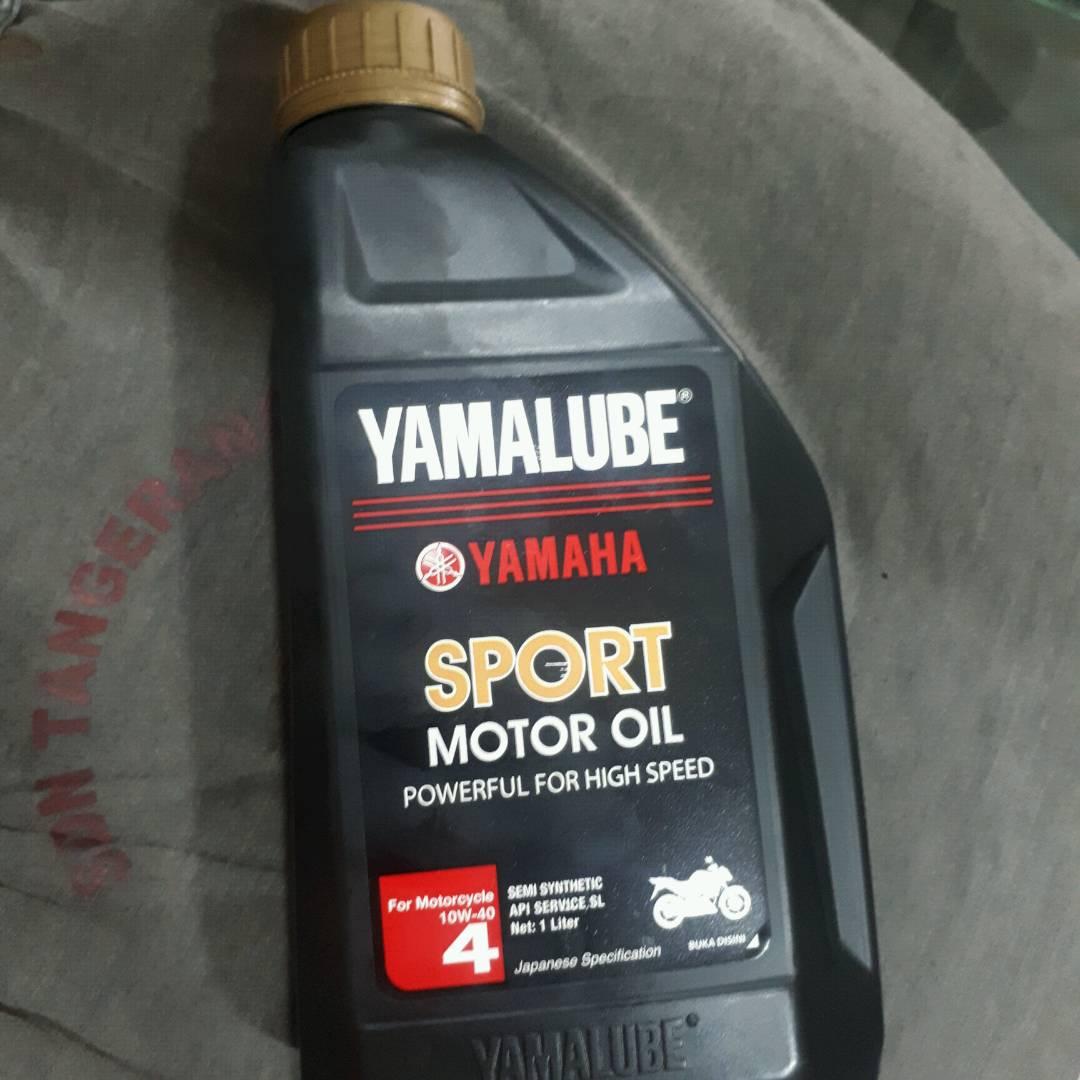 Oli Mesin Yamalube Sport 1L