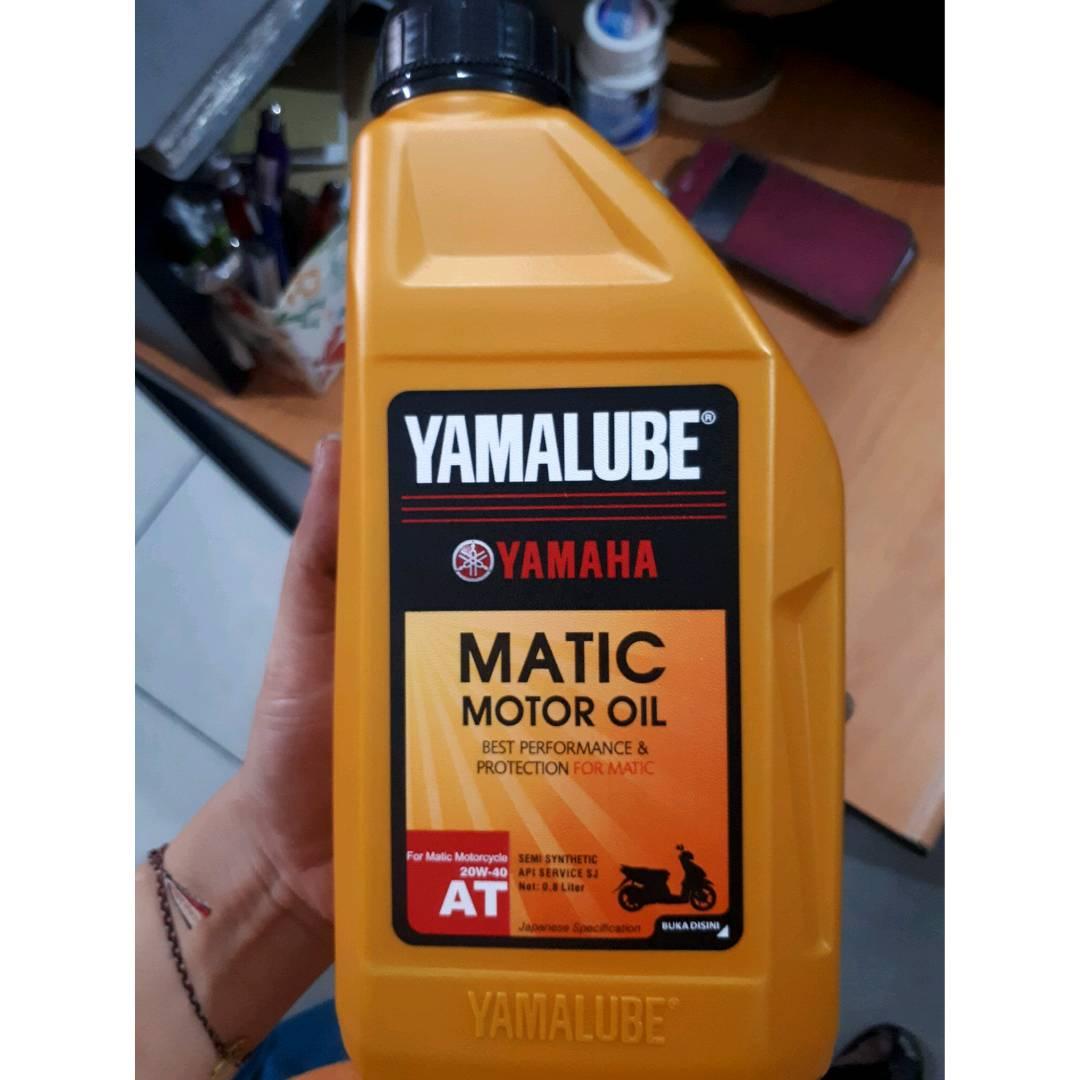 Oli YAMALUBE MATIC