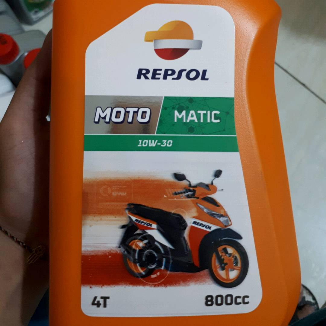 Repsol Matic 0.8 L