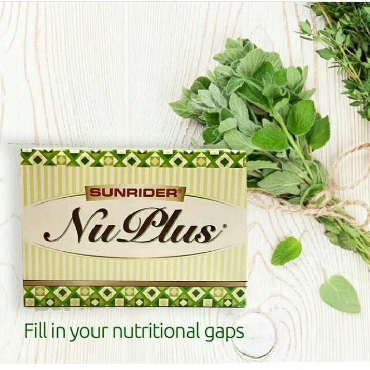 Sunrider Nuplus Simply Herb