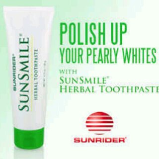 Sunrider Sunsmile  Herbal Toothpaste1