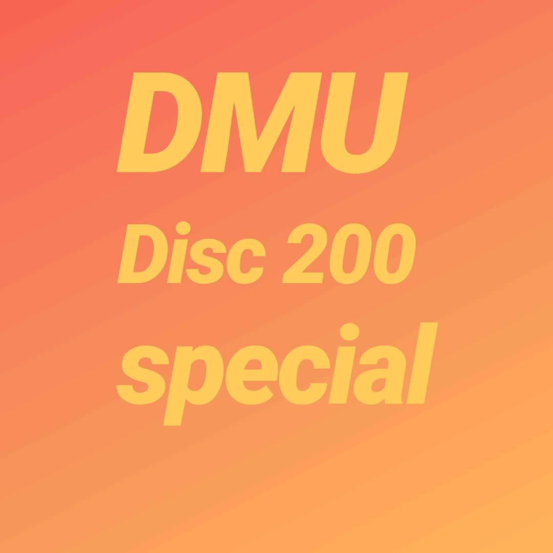 1 DMU disc 200