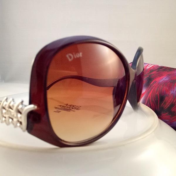 Kacamata Dior S3 Brown KM-001 A2  951062afc9
