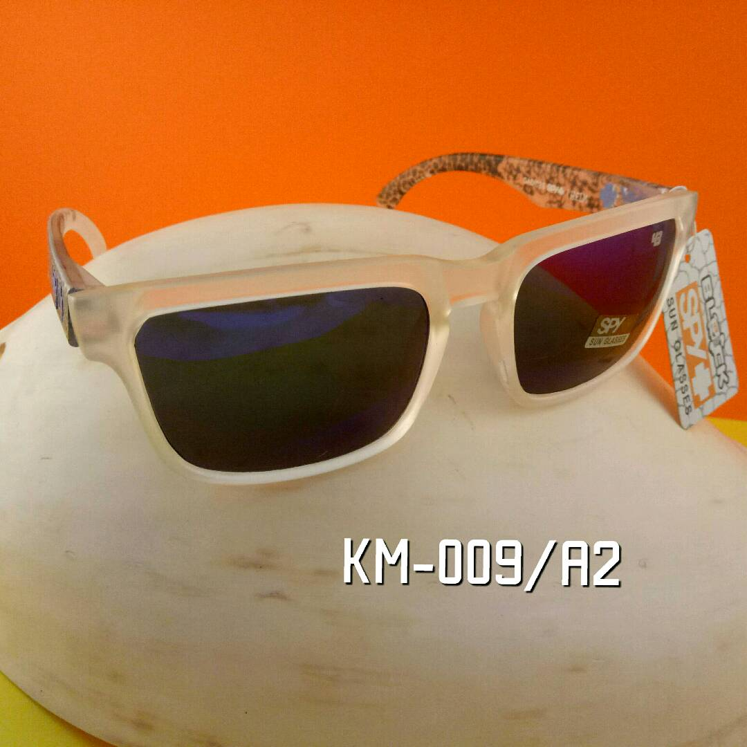 Kacamata SPY Transparan KM-009 A2  50074df73c