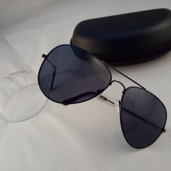 Kacamata RB STD T1 Black KM-003 A1  8c68b68ffa