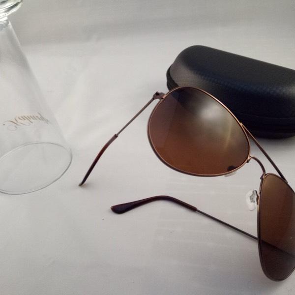 Kacamata RB STD T1 Brown KM-003 A2  cdbf5470ac