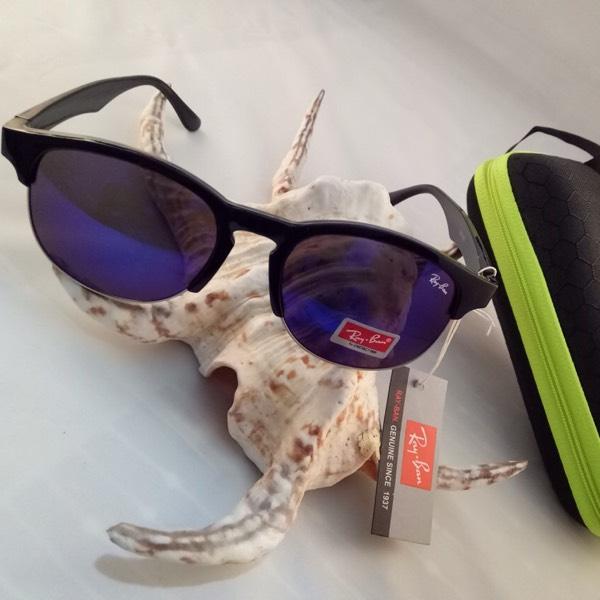 Kacamata Rayban F1 Blue KM-004 A2  f1e06d0084