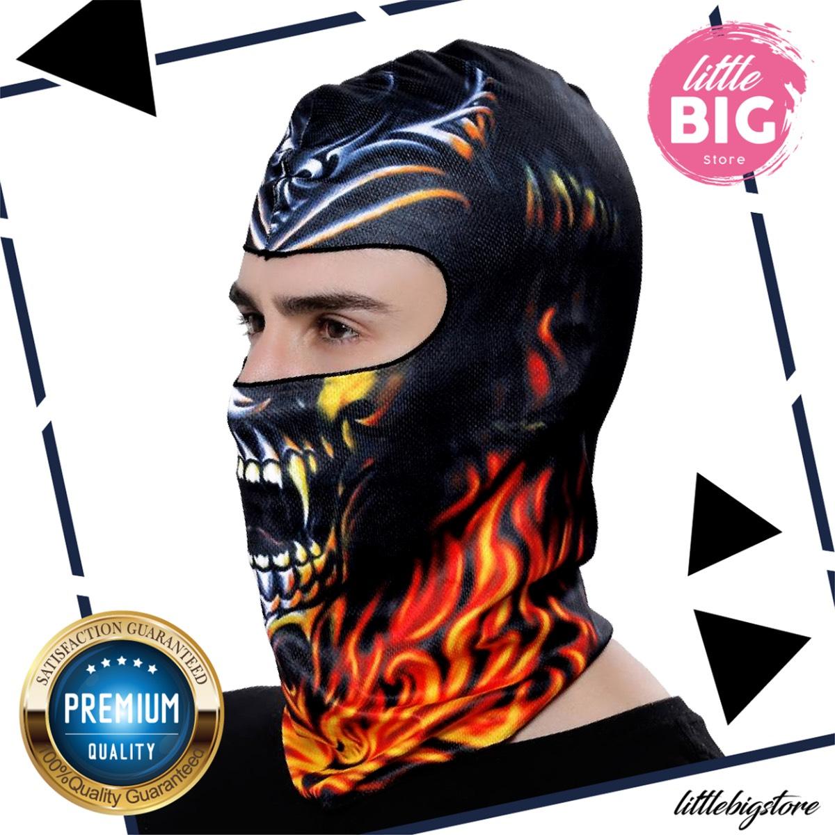 Masker Motor / Sepeda / Olah Raga Balaclava Motif 10