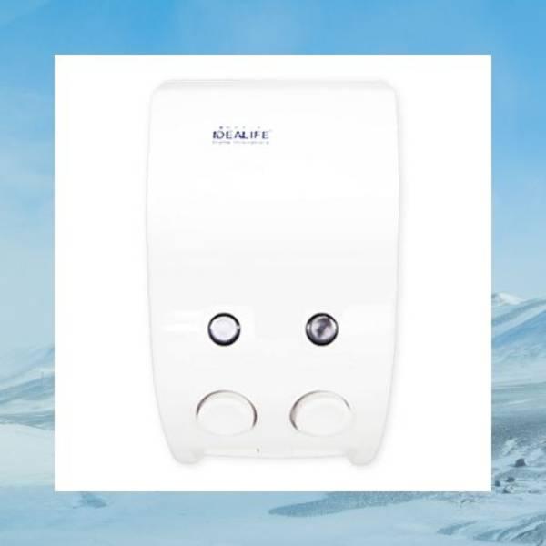 Liquid Dispenser 2 Buttons (IL-ORG2) / Tempat Sabun Cair | IDEALIFE