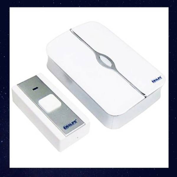Wireless Doorbell (IL-291) / Bel Pintu Wireless | IDEALIFE
