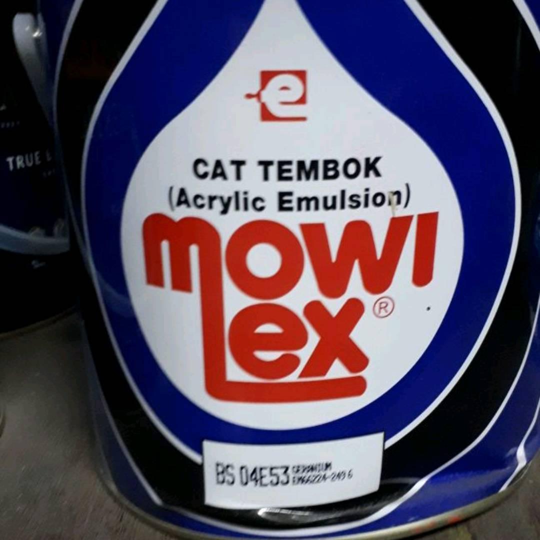 Mowilex Acrylic Gloss Enamel 1 L