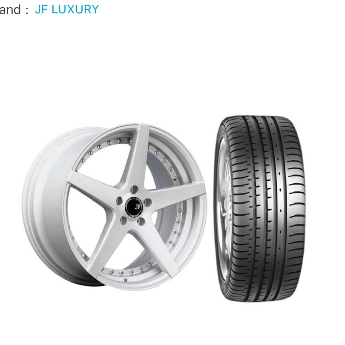 Paket JF Luxury 5-MV2 Ring 20 + Ban
