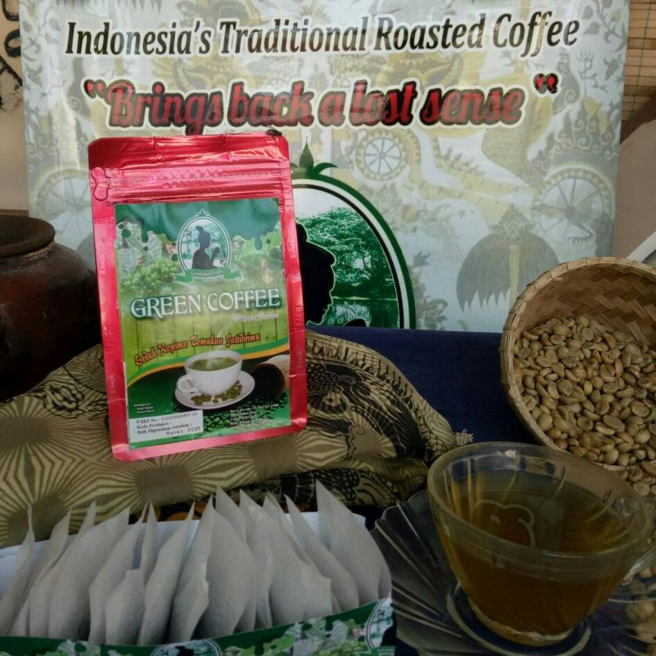 Green Gandasari Coffee