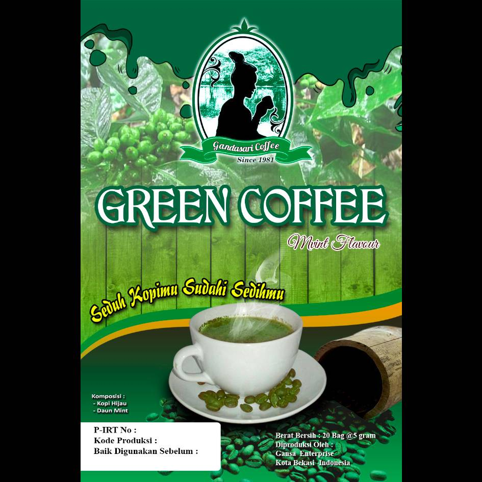 Green Gandasari Coffee1