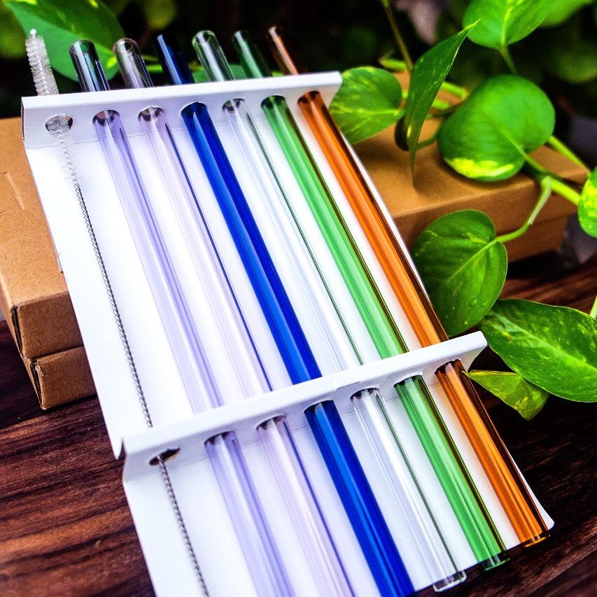 Sedotan Kaca Eco Friendly - Higienis, Sehat2