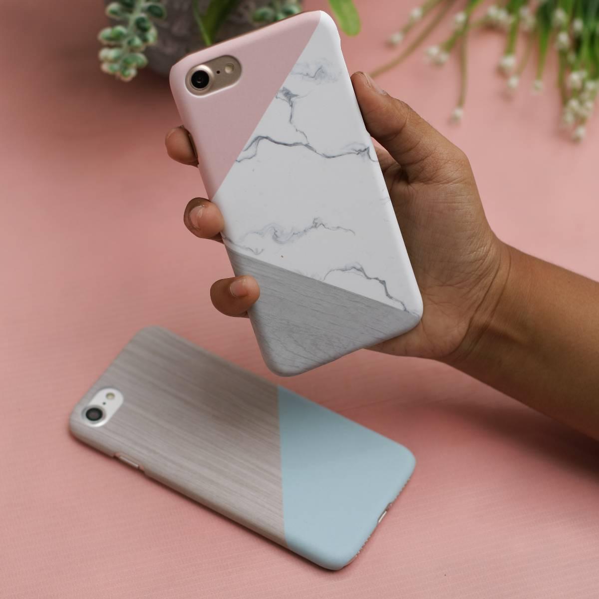Block Pastel Case