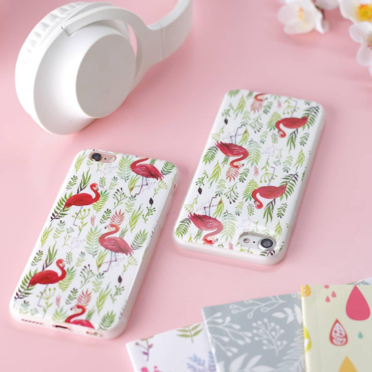 Flora Flamingo Case1