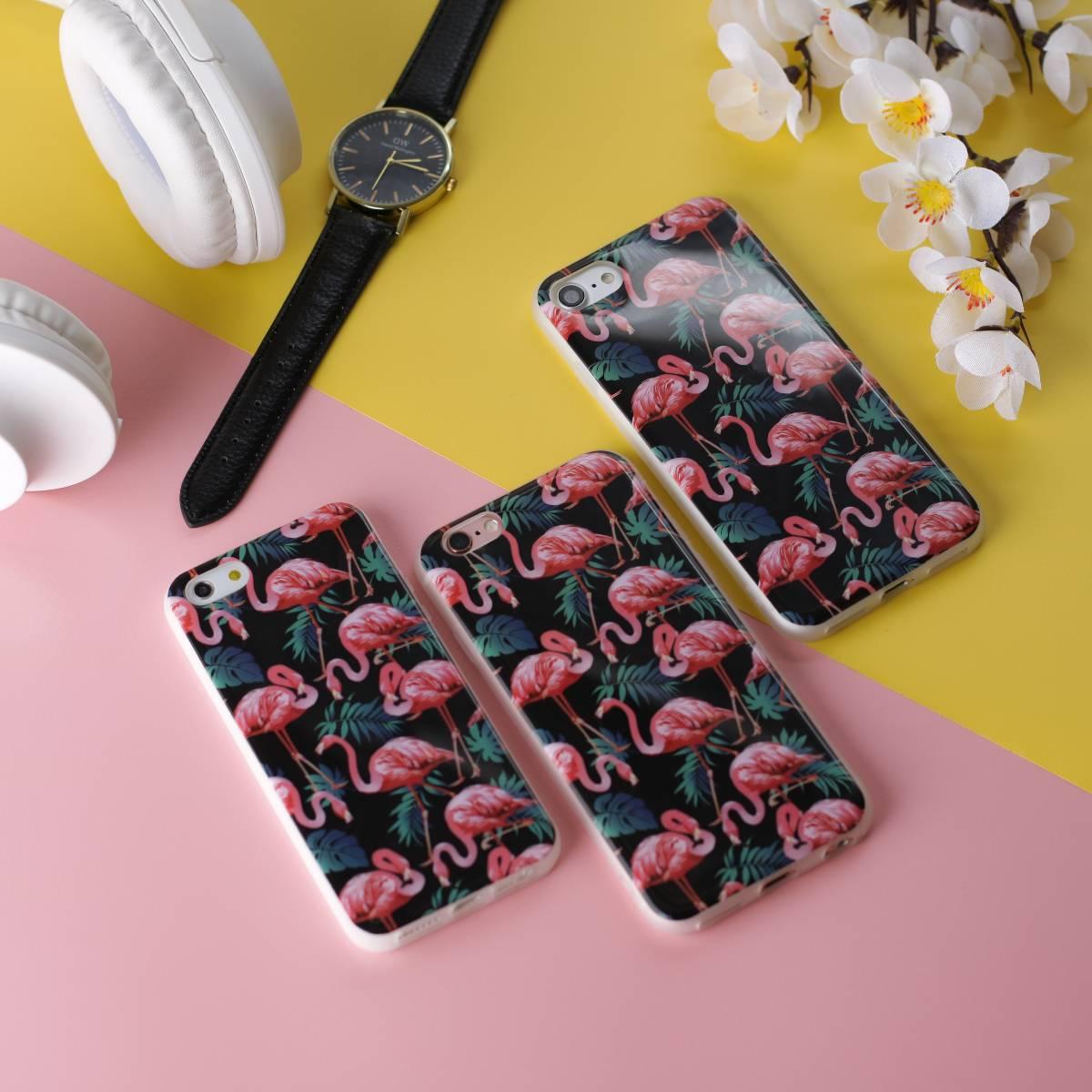 Flora Flamingo Case3