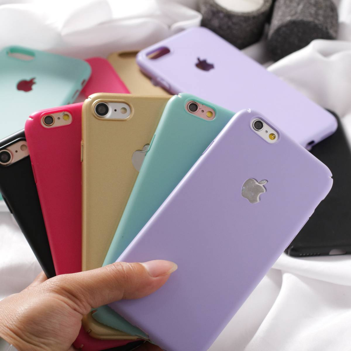 360 Korean Colourful Hard Case