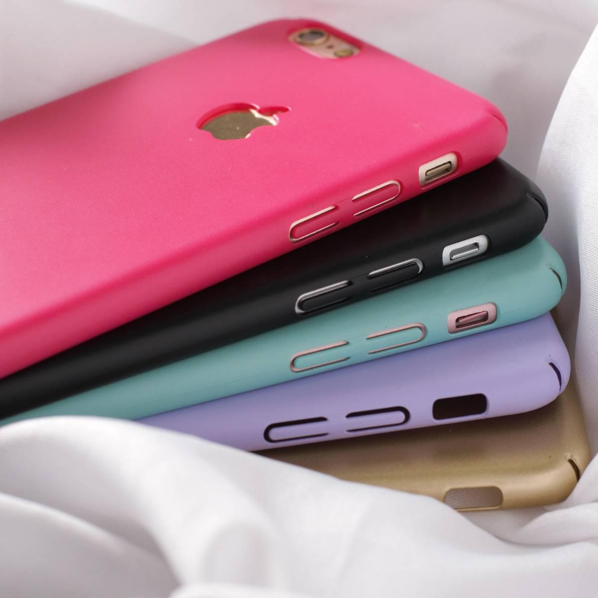 360 Korean Colourful Hard Case1