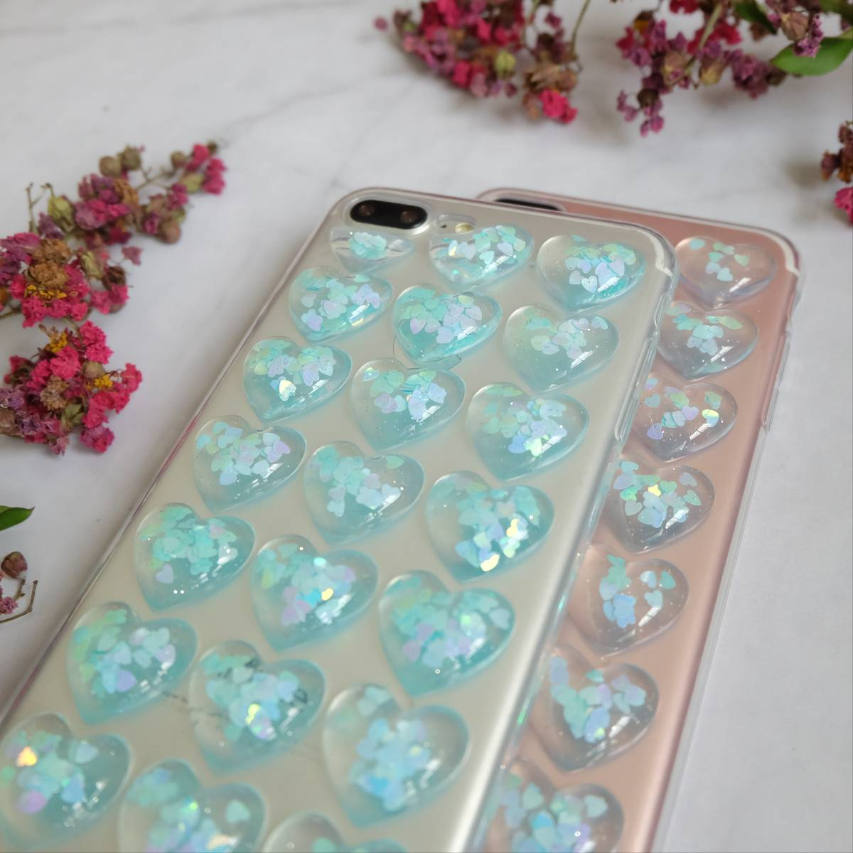 Icy Heart Soft 3d Case4