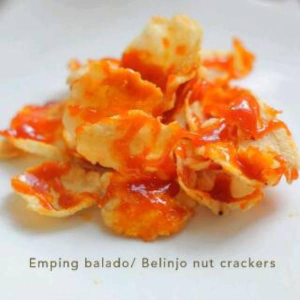 Emping Balado (plastik) ISI 4 BUNGKUS2