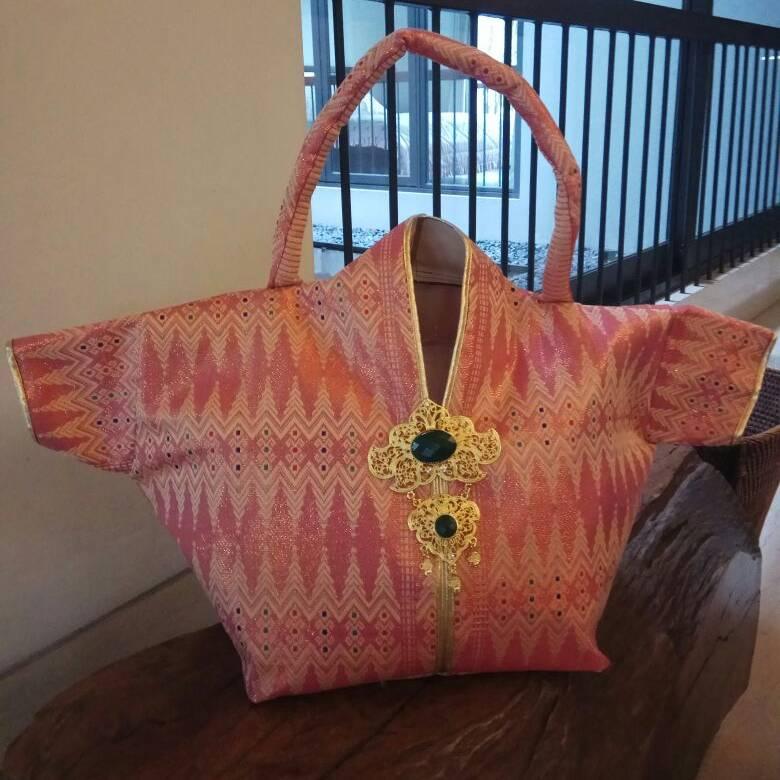 Kebaya Songket Bag