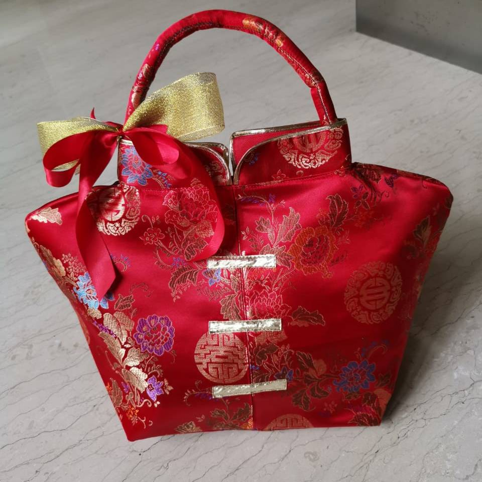 Chinese Chongsam Bag0