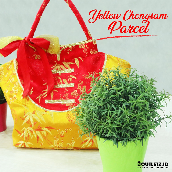 Chinese Chongsam Bag