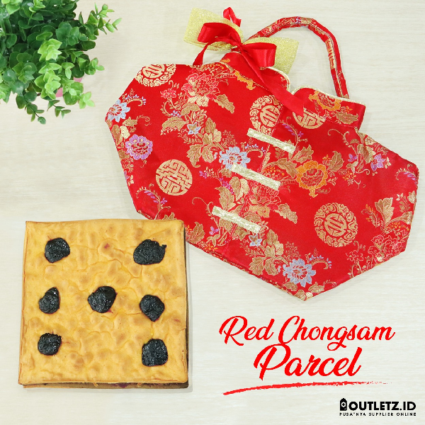 Red Chongsam Hampers