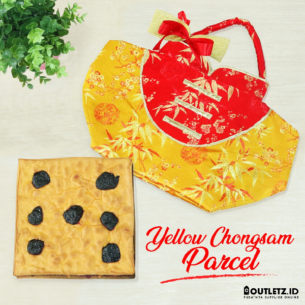 Yellow Chongsam Hampers