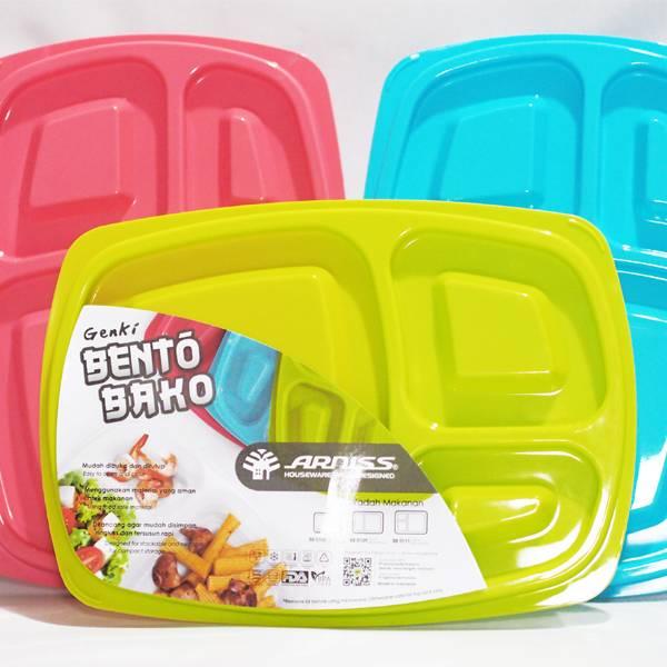 Lunch Box Kotak Sekat 31