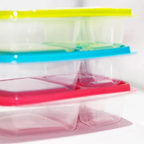 Lunch Box Kotak Sekat 33